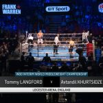 BT Sport land knockout blow